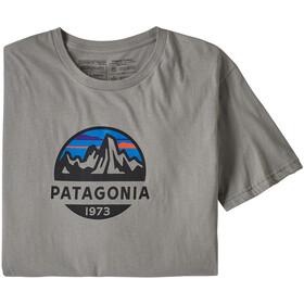 Patagonia Fitz Roy Scope Organic T-Shirt Uomo, feather grey